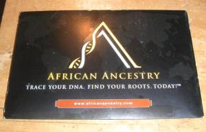 African Ancestry DNA kit