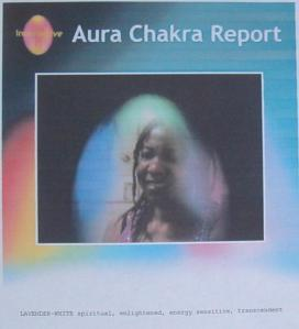 My aura photo 7th May 2013