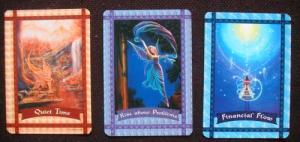 Fairy card reading
