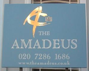 The Amadeus Centre, West London