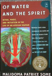 Of Water and the Spirit by Malidoma Patrice Some