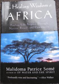 The healing Wisdom of Africa by Malidoma Patrice Some