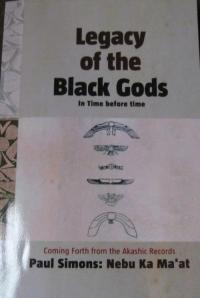 Legacy of the Black Gods - In Time Before Time by Paul Simons: Nebu Ka Ma'at
