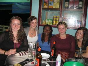 Birthday at Squares - Cameroon