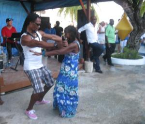 Getting down to soca