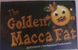 The Golden Macca Fat