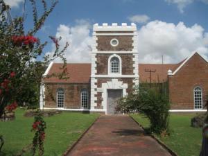 St Peter's Church, Alley, Clarendon, Jamaica