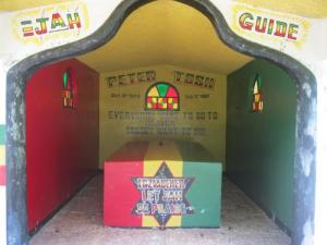 Peter Tosh's Mausoleum