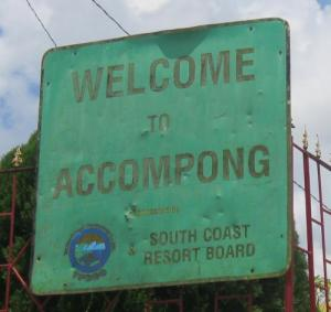 Welcome to Accompong