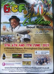 Birmingham Caribbean Festival