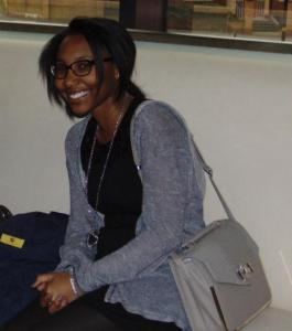 Serena Arthur Birmingham Young Poet Laureate 2014-15